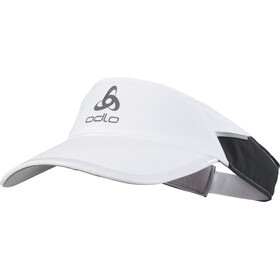 Odlo Fast & Light Visor Cap white